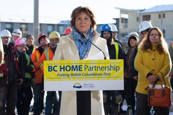 B.C. HOME Partnership Program